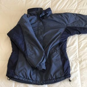 Blue Women's Columbia Ski Jacket Size XL